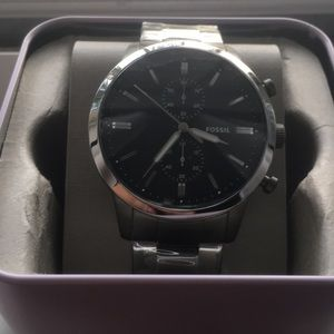 Fósil Mans watch